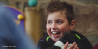 Ethan's story featured in First News for Comic Relief